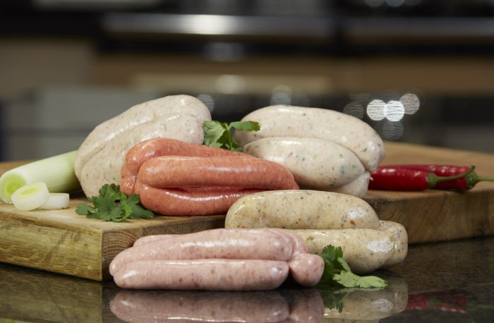 Cottom Foods sausages